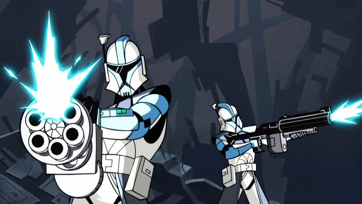 Clone Wars Season 7's Awesome Solo Connection.