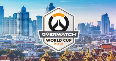 Overwatch World Cup: Thailand Stage