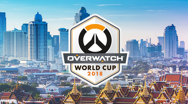 Overwatch World Cup: Thailand Stage