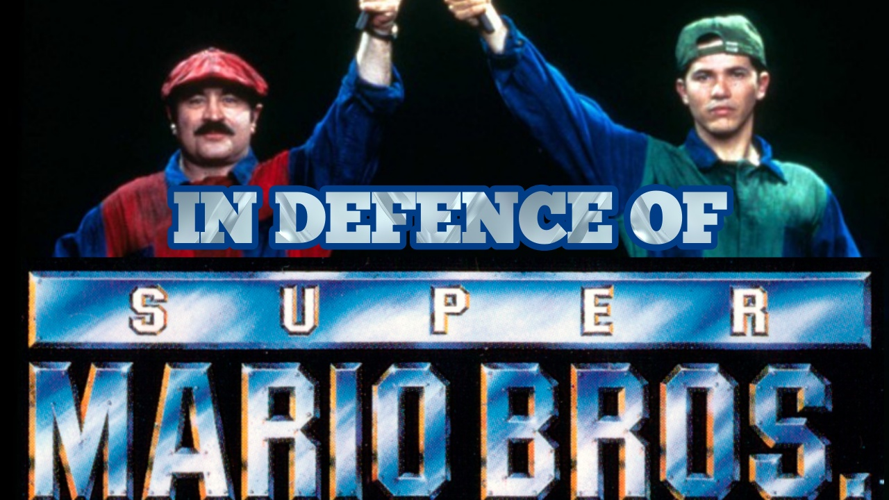 In Defence Of Super Mario Bros 1993 World Geekly News