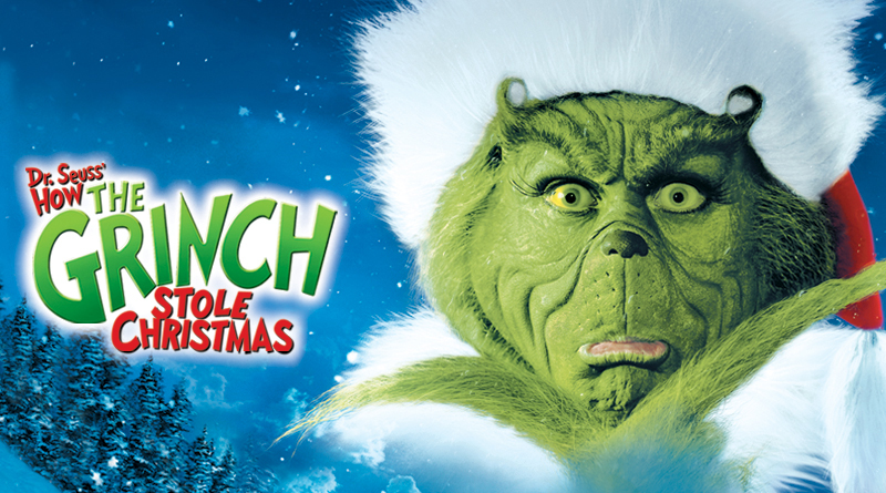 How The Grinch Stole Christmas Movie 2000.Film Advent Calendar Day 12 How The Grinch Stole