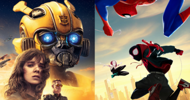 Bumblebee / Into the Spider-Verse