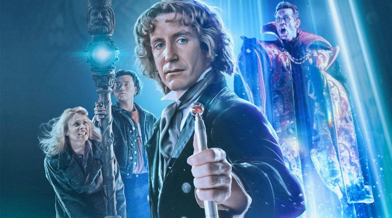 Doctor Who New Years Eve – Ring in the New Year with Paul McGann's 8th Doctor