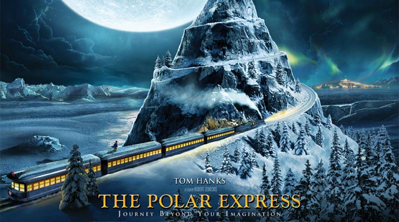 Film Advent Calendar Day 21 The Polar Express 2004 World Geekly News