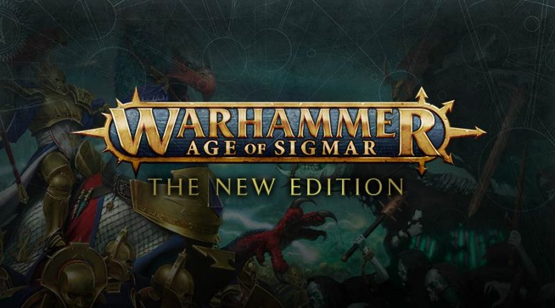 To The Table: Warhammer Age of Sigmar 2 0 Initial Thoughts