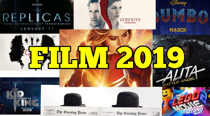 Film 2019 - January to March - World Geekly News