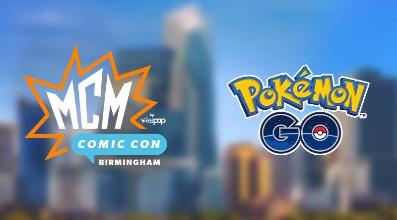 MCM BIrmingham + Pokemon Go