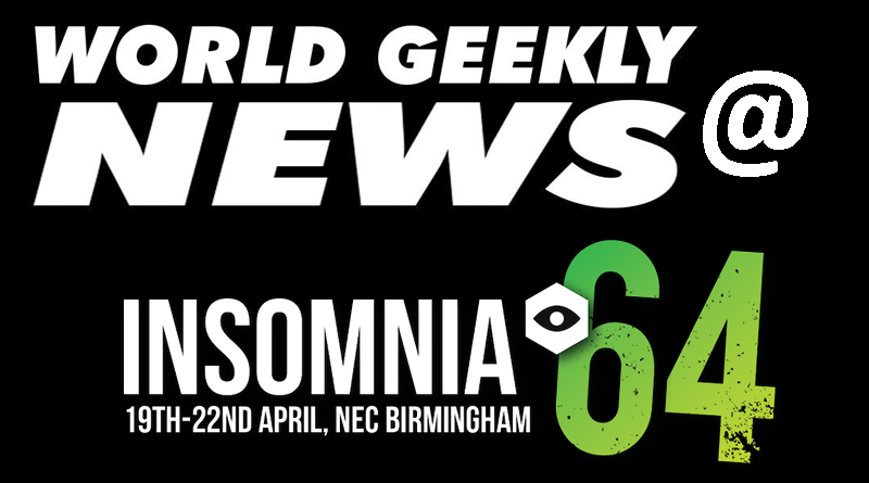 WGN at Insomnia 64!