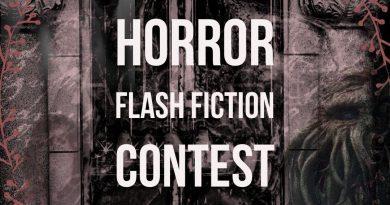 World Geekly News Flash Horror Fiction Contest