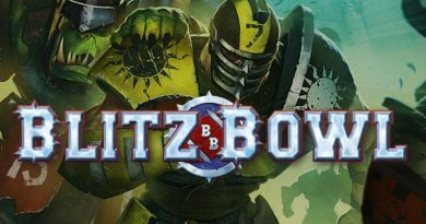 To The Table: Blitz Bowl