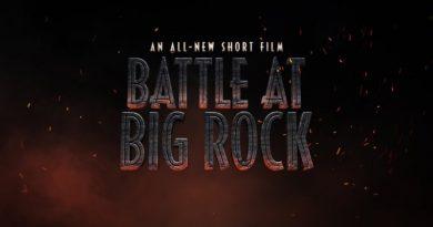 Watch Jurassic World short movie Battle At Big Rock right now!