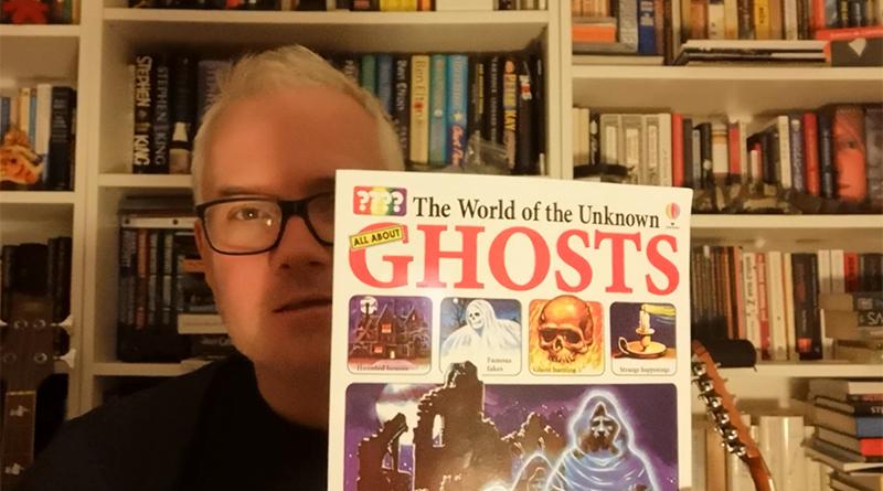 Paul Picks… Books For Halloween