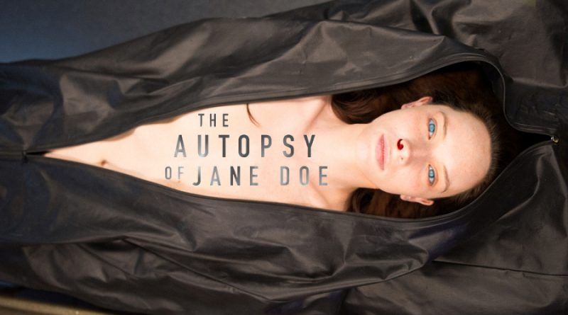 #31DOH  Day 17: The Autopsy of Jane Doe