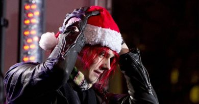 My Chemical Christmas Number 1