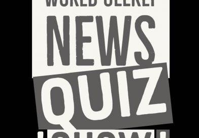 World Geekly News Quiz Show Episode 2.