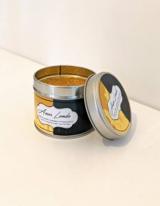 Homeware gaming gifts - An image of an Anor Londo Scented Candle
