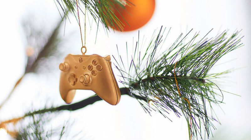 Christmas Gaming Gifts Guide