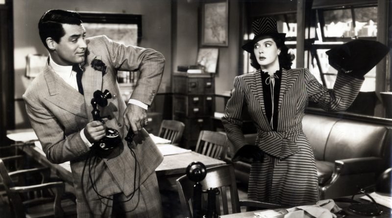 Wordsearch: His Girl Friday
