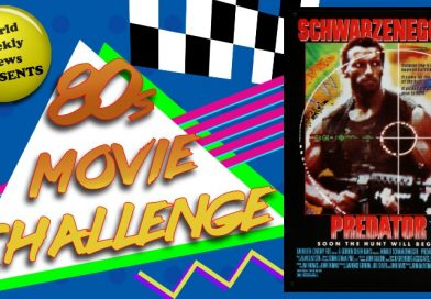 80s Movie Challenge Week 13: Predator (1987)