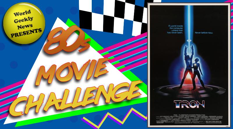 80s Movie Challenge Week 18: Tron (1982)