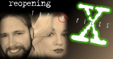 Reopening The X-Files – Deep Throat