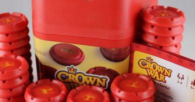 Crown War: Board Game Review