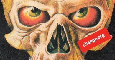 Petition: Bring Back Usborne's Supernatural World