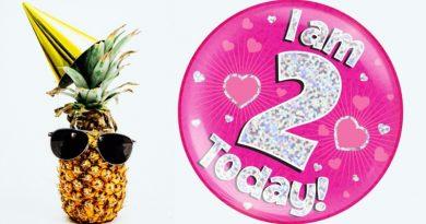 Happy Second Birthday To US!