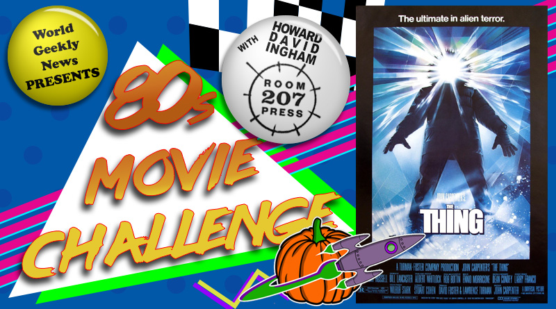80s Movie Challenge Week 43: The Thing (1982)