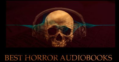 The Best Horror Audible Has to Offer (and other great audio collections)