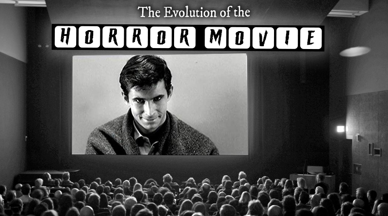 The Evolution of the Horror Movie, Part 3: 1960s