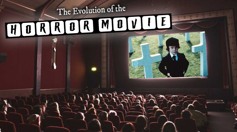 The Evolution of the Horror Movie, Part 4: 1970s