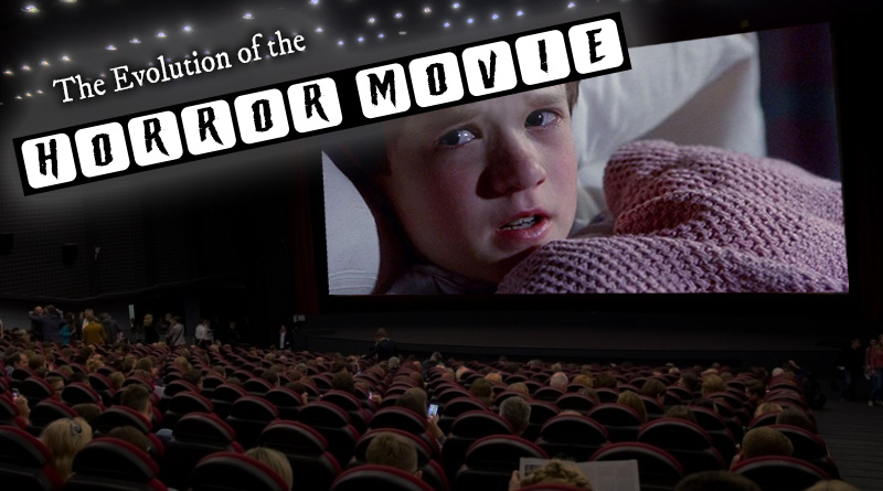 The Evolution of the Horror Movie, Part 6: 1990s