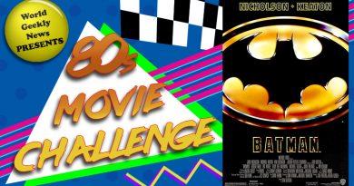 80s Movie Challenge Week 44: Batman (1989)