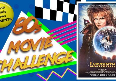 80s Movie Challenge Week 46: Labyrinth (1986)