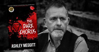 Book Review: The Dark Chorus by Ashley Meggitt