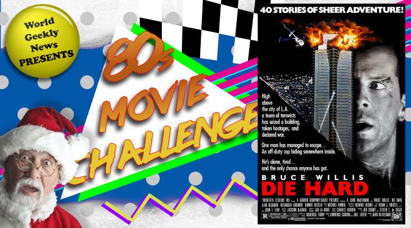 80s Movie Challenge Week 50: Die Hard (1988)