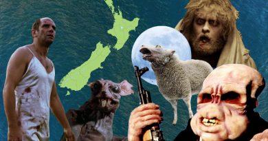 New Zealand Horror