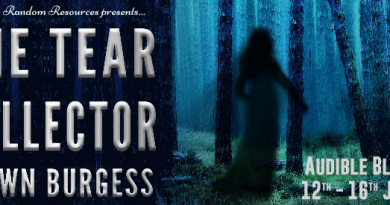 The Tear Collector – A Fun Horror Romp(Book Review)