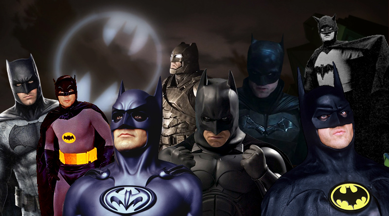 A Complete Chronological Rundown Of Every Live-Action Batsuit
