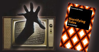 Book Review – Horrifying Tales