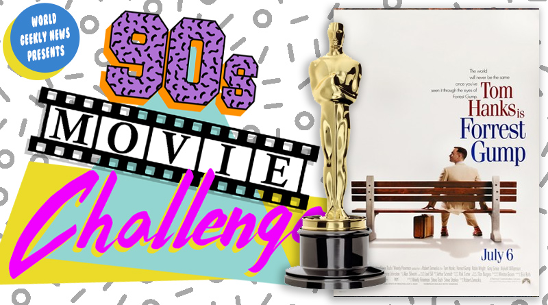 90s Movie Challenge Week 14: Forrest Gump (1994)
