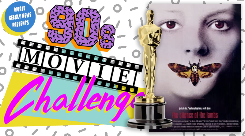 90s Movie Challenge Week 16: The Silence of the Lambs (1991)