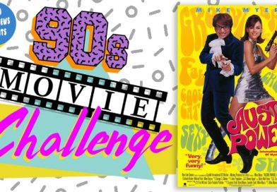 90s Movie Challenge Week 22: Austin Powers: International Man of Mystery (1997)