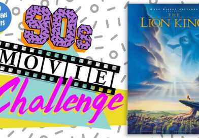 90s Movie Challenge Week 20: The Lion King (1994)