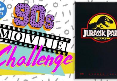 90's Movie Challenge Week 23: Jurassic Park