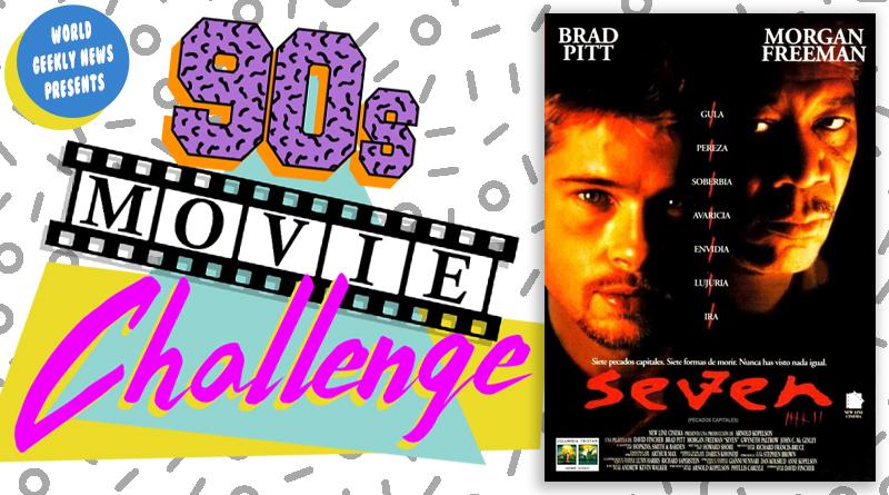 90s Movie Challenge Week 24: Se7en (1995)