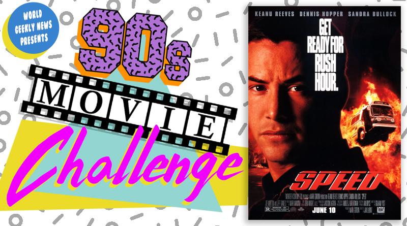 90s Movie Challenge Week 25: Speed (1994)
