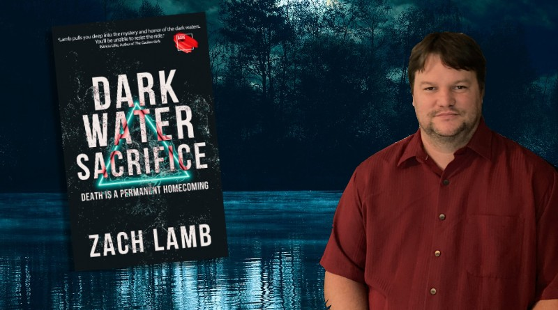 Book Review: Dark Water Sacrifice by Zach Lamb