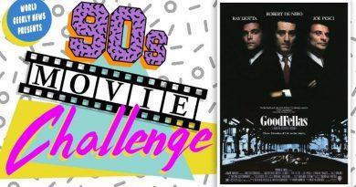90s Movie Challenge Week 38: Goodfellas (1990)